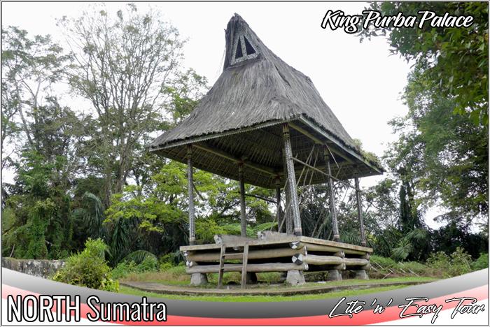 rumah bolon - king purba palace