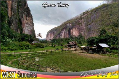 Harau Valley Payakumbuh 50 Kota West Sumatra Indonesia