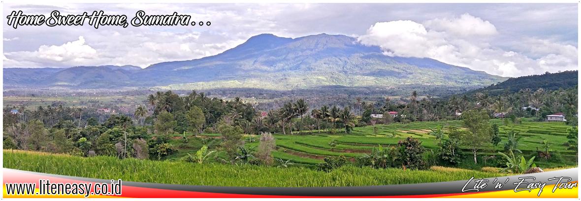 Home Sweet Home. . . Wonderful Sumatra Indonesia