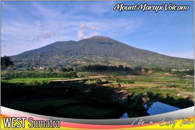 Mount Marapi Volcano Climbing Bukittinggi West Sumatra