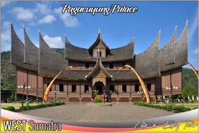 Istana Pagaruyung Palace Minangkabau culture Batusangkar Tanah Datar West Sumatra