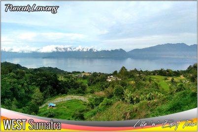 puncak lawang maninjau bukit tinggi west sumatra
